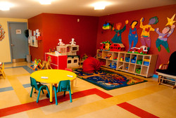 Interval House of Ottawa playroom