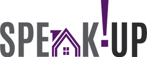 speak up campaign logo