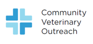 community veterinary outreach logo