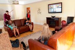 Interval House of Ottawa Living Room