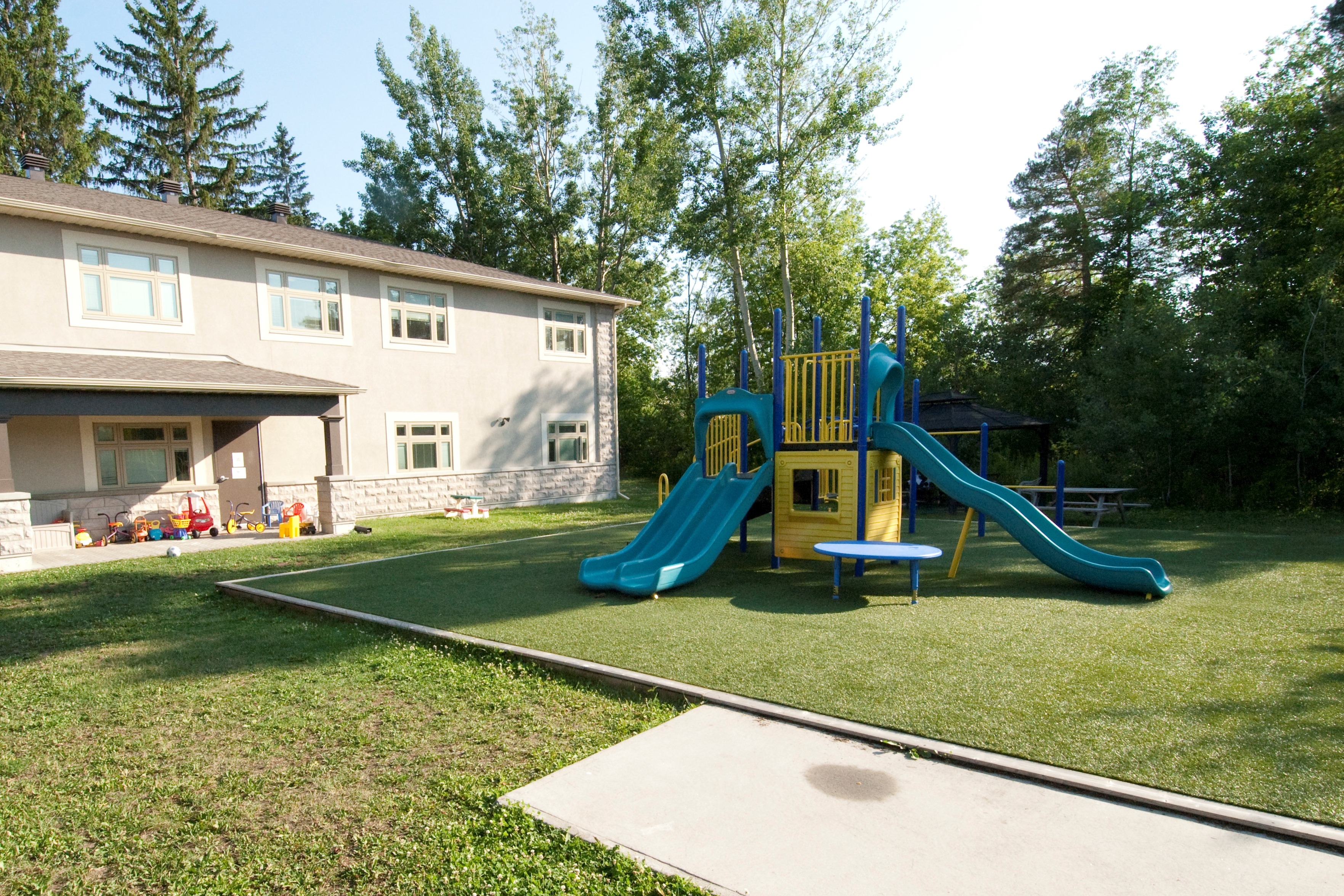 Interval House of Ottawa playground