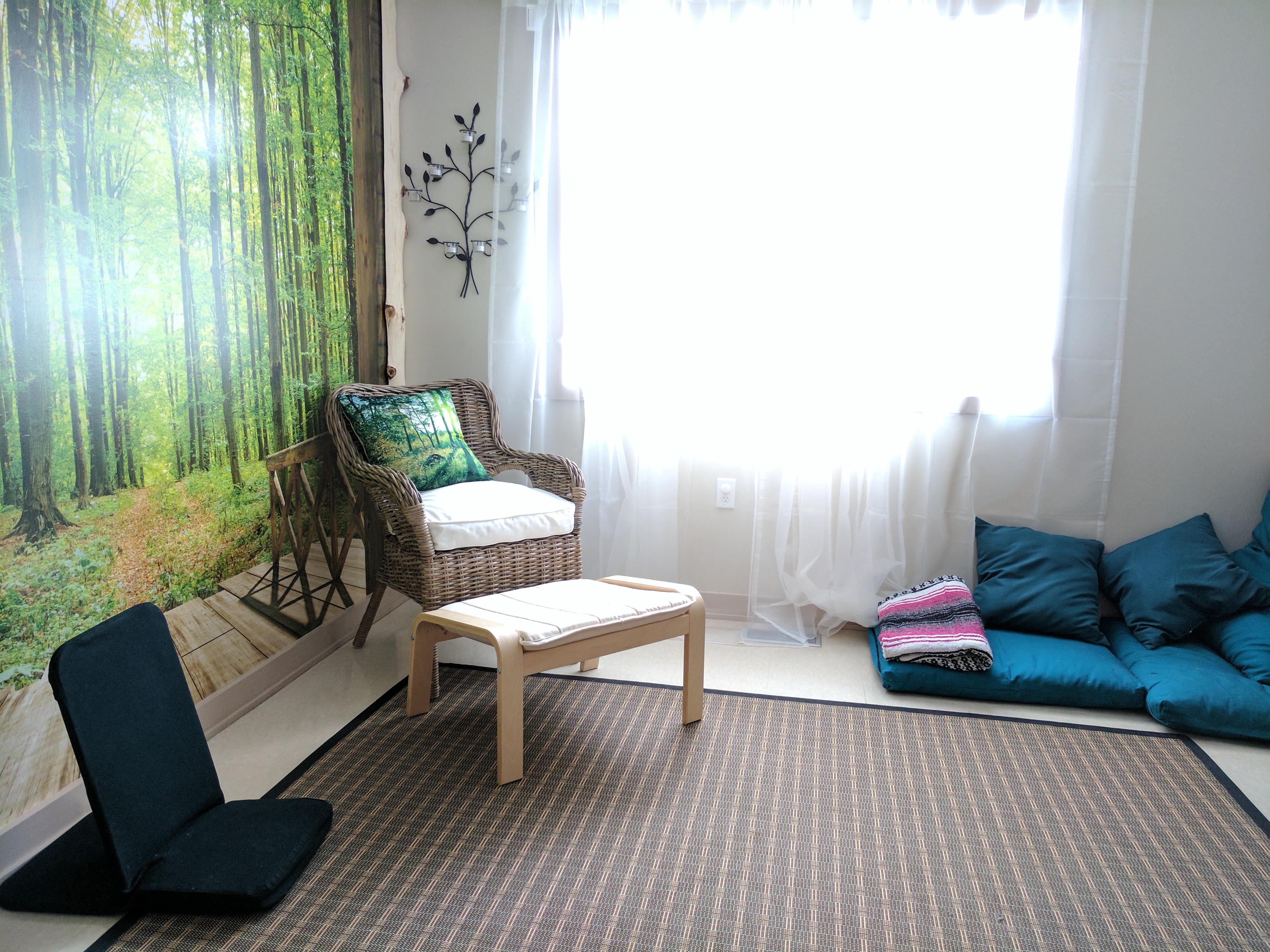 IHO Spiritual Room