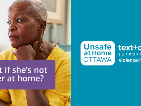 COVID-19 online chat and text service launches for Ottawa women living with violence and abuse
