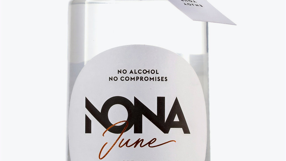 Nona June 70 cl. alcoholvrije premium Gin