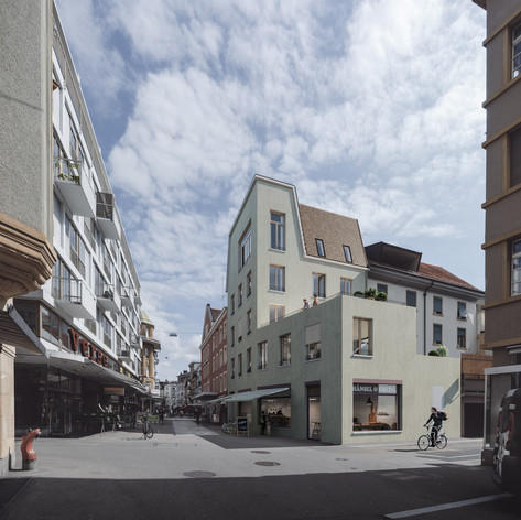 3D Visualisierung - Architekturwettbewerb