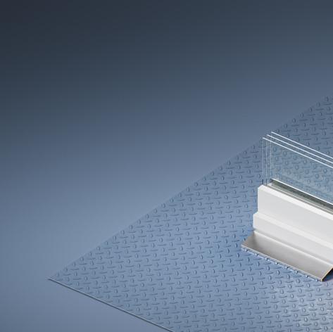 3D Visualisierung - Fensterbestandteil