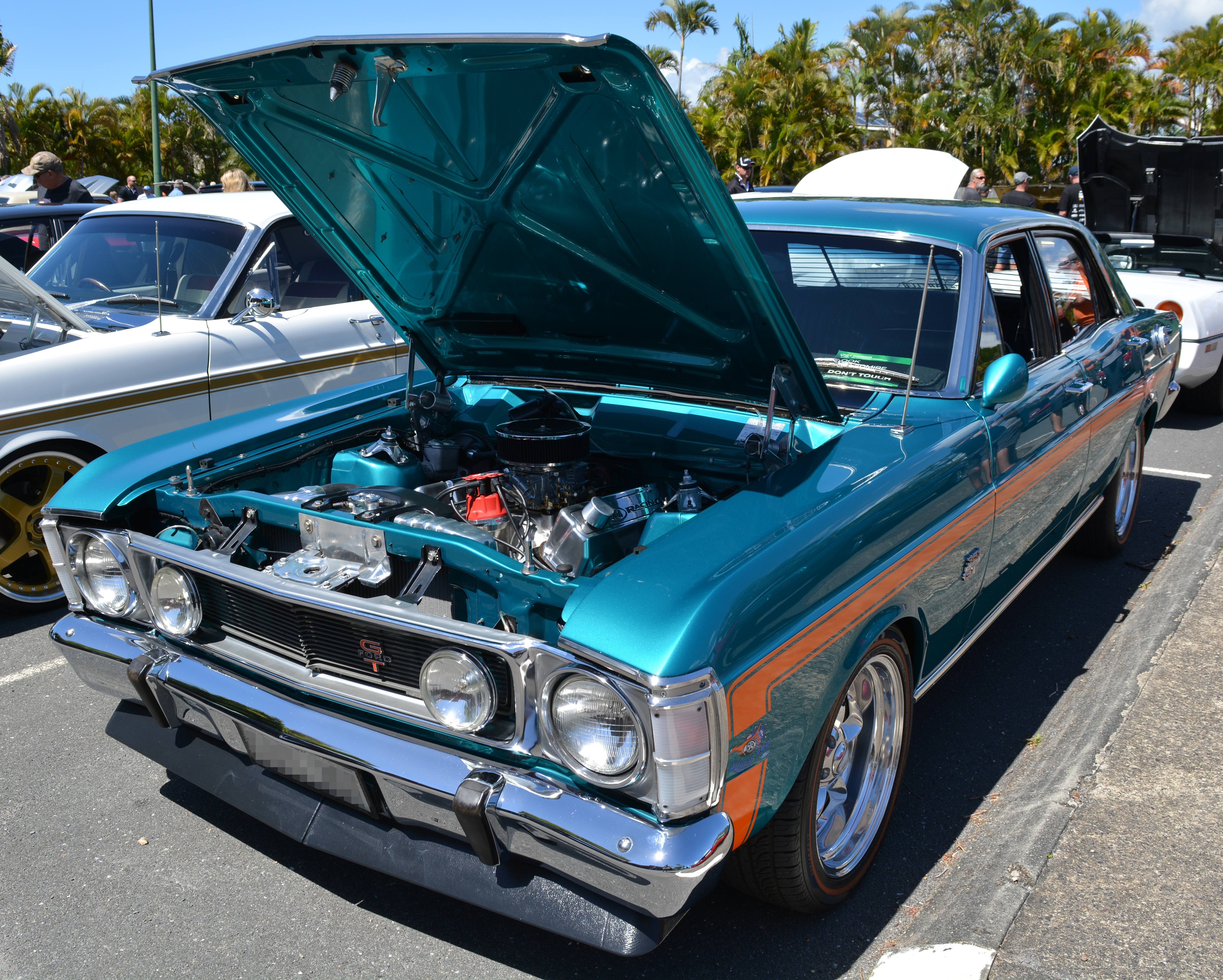 Gus's 1976 XW Ford Falcon