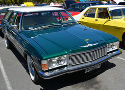 Mick's 1976 Holden Premier Wagon