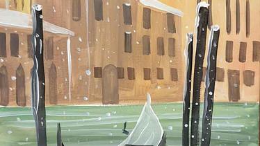 Venetian-snow