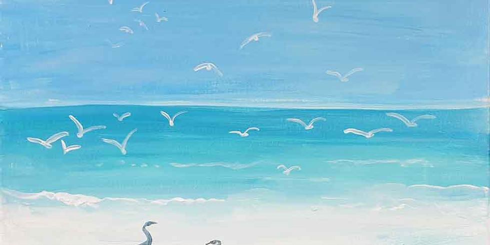 BEACH BIRDS ANYTIME