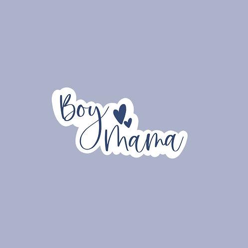 Boy Mama Sticker