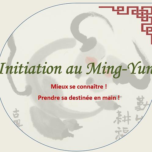 Initiation au Ming-Yun - Groupe de 8 max.