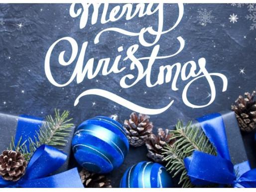 Tanti Auguri di Buon Natale 2020!