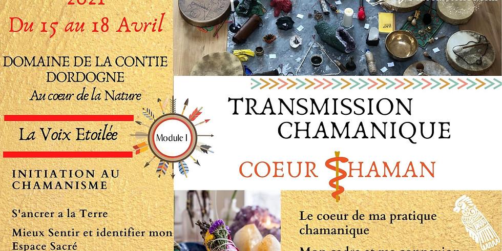 Transmission Chamanique - Coeur Shaman