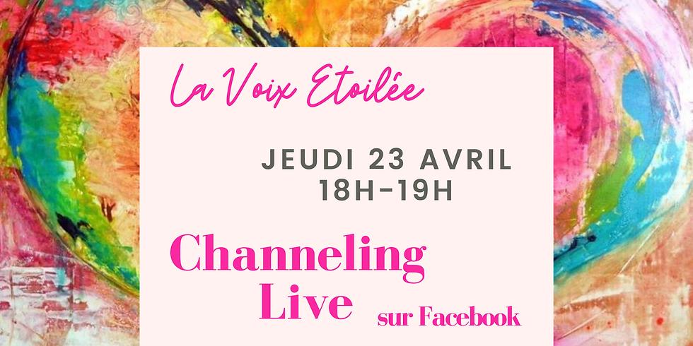 Channeling en Live Facebook