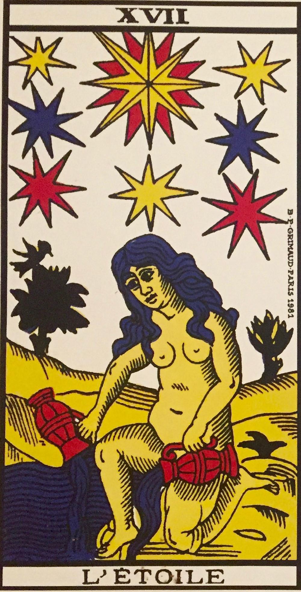 L'Etoile Tarot de Marseilles