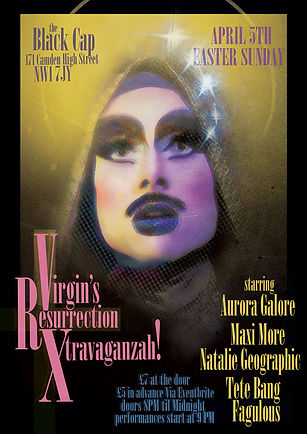 Virgin Xtravaganzah