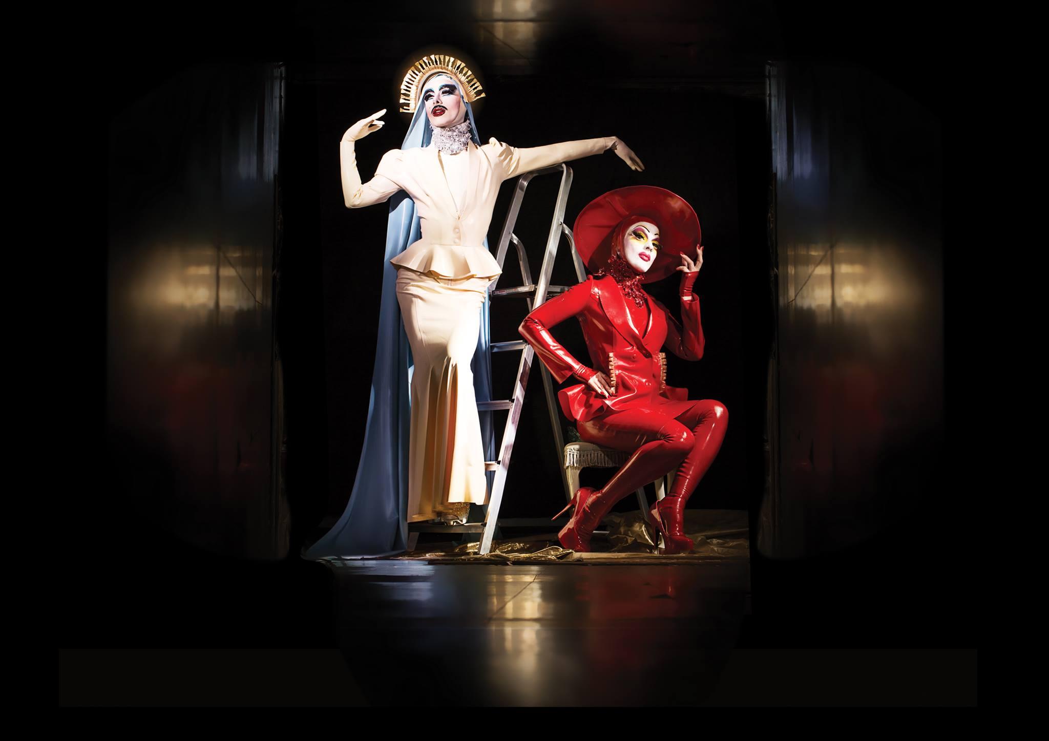 Virgin Xtravaganzah & Marni Scarlet