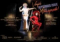 Virgin Xtravaganzah, Virgin xtravaganza, virgin mary drag queen, virgin, Marni Scarlet