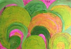 Rondeurs de couleurs