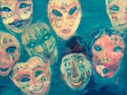 Masques ¦ emmy de cannart