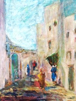Rue au Maroc