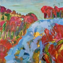 Montagnes rouges 2