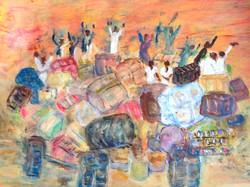 Voyageurs au Maroc