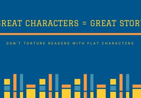Great Characters = Great Story
