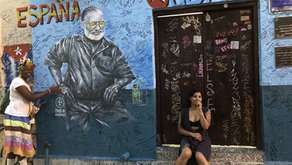Virtual Traveling- Cuba (September 2018)