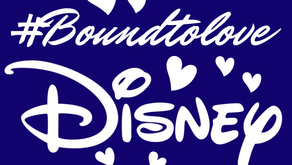#BoundtoloveDisney challenge