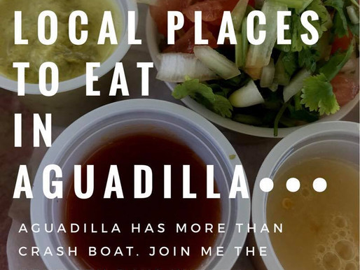 10 Awesome Local places to eat in Aguadilla, Puerto Rico