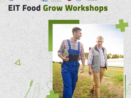 BGI and Food4Sustainability organize EIT Food Grow Workshops in Portugal