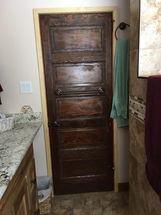 Vintage Bathroom - After