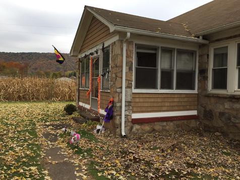 Porch Window/Door Replacement