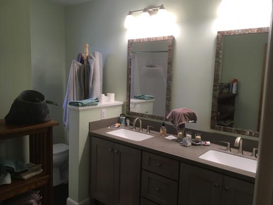 Modern Bath - After