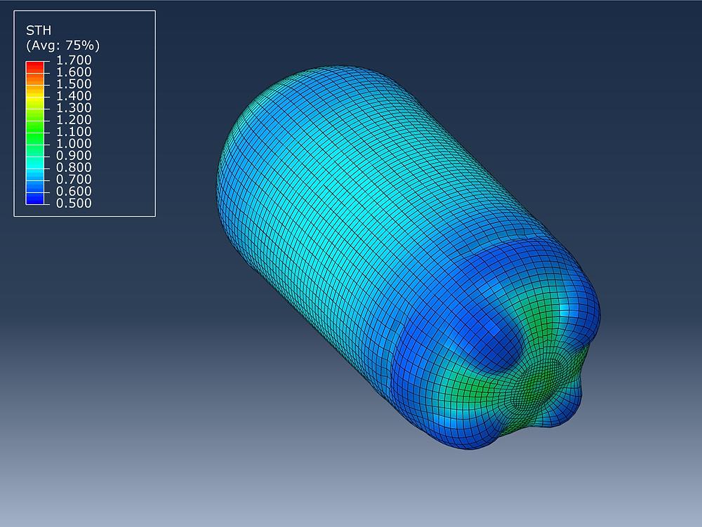 Plastics in Packaging Simulation Article
