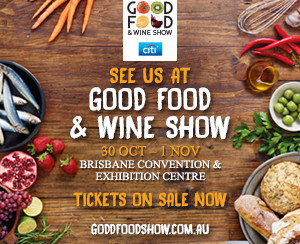 BLOWFLY is going to GFWS Brisbane