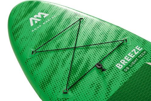 BREEZE 9'1 - Paddle gonflable polyvalent 3.0m/12cm, avec pagaie et leash