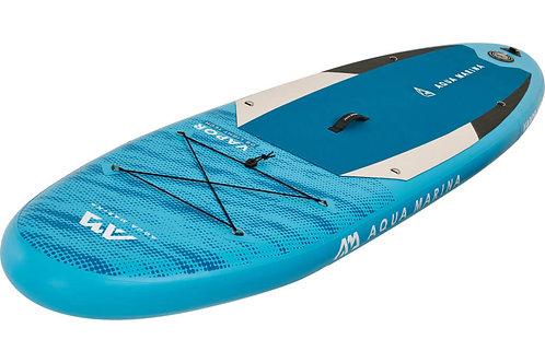 Vapor - Paddle gonflable polyvalent, 3.15m/15cm, avec pagaie et leash