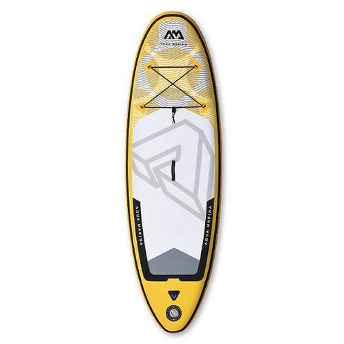 Vibrant - Paddle gonflable, 2.44m/10cm, avec pagaie et leash