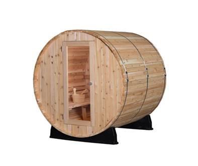 Le sauna tonneau par sentiotec