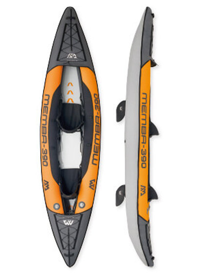 Memba-330 Kayak professionnel - Plancher Drop stitch, pagaie de Kayalk incluse.