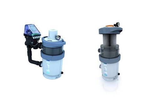 NanoFiber d'Astralpool : le nouveau filtre à cartouche pour piscines avec contre-lavage !