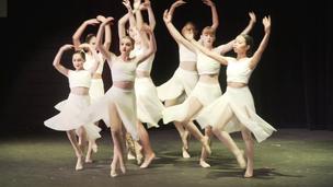Thrive Dance YMCA Program