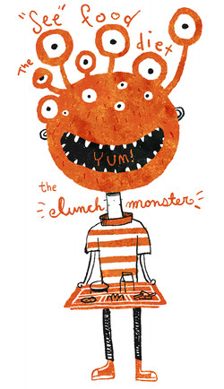 Lunch Monster