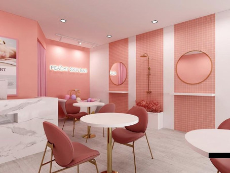 Peachy Skin Bar Reimagines The Ultimate Facial Experience In The COVID-19 Era