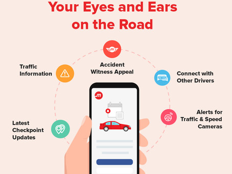 Smart Vehicle Management App Motorist Simplifies the Lives of Everyday Car Owners in Singapore