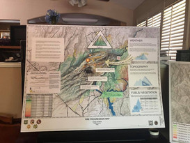 Fire Incident Information and Maps