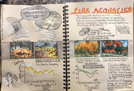 Fire Acoustics